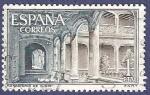 Sellos de Europa - España -  Edifil 1686 Monasterio de Yuste 1