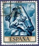 Stamps Spain -  Edifil 1715 La audacia 1,50