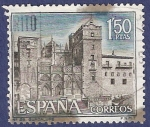 Stamps Spain -  Edifil 1732 Guadalupe 1,50
