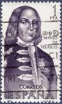 Stamps Spain -  Edifil 1752 Mando de Velasco 1