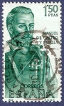 Sellos de Europa - España -  Edifil 1754  Castro y Padilla 1,50