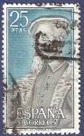 Stamps Spain -  Edifil 1794 Andrés Laguna 25