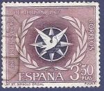 Sellos de Europa - España -  Edifil 1806 Año internacional del turismo 1967 3,50