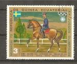 Sellos de Africa - Guinea Ecuatorial -
