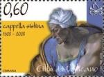 Stamps Vatican City -  CAPILLA SIXTINA
