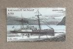 Stamps Europe - Greenland -  Expedición finlandesa a Groenlandia