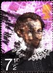 Stamps : America : United_Kingdom :  breker