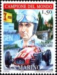 Stamps Europe - San Marino -  FERRARI