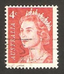 Stamps Australia -  elizabeth II