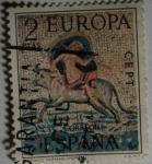Sellos de Europa - España -  Europa CEPT (14ª Serie) 2ptas