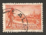 Sellos de Oceania - Australia -  centº de la colonia de victoria