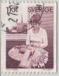 Stamps Europe - Sweden -