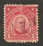 Stamps : Asia : Philippines :  mc kinley