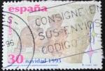 Sellos de Europa - España -  Navidad 1995