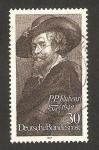 Sellos de Europa - Alemania -  783 - 400 Anivº del nacimiento del pintor Rubens
