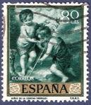 Sellos de Europa - España -  Edifil 1274 Niño de la concha 0,80