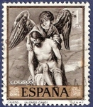 Sellos de Europa - España -  Edifil 1912 Cristo y el Ángel 1 (1)
