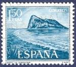 Sellos de Europa - España -  Edifil 1933 Peñón de Gibraltar 1,50
