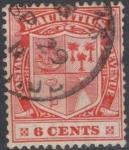 Stamps Mauritius -  MAURICIO 1910 (S142) 6c