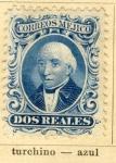Stamps America - Mexico -  Miguel Hidalgo y Costilla Edicion 1º863