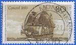 Sellos del Mundo : Europa : Alemania : ALEMANIA 1983 (S1397) Concord 80pf