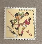 Sellos de Africa - Mozambique -  Hockey sobre patines