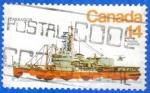 Sellos del Mundo : America : Canadá : CANADA (S ) Labrador 14c