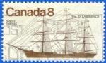 Sellos del Mundo : America : Canadá : CANADA 1975 (S670) Wm D Lawrence 8c
