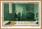 Sellos de Europa - Yugoslavia -  MILJENKO STANCIC