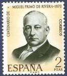 Sellos de Europa - España -  Edifil 1976 Miguel Primo de Rivera 2