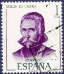 Sellos de Europa - España -  Edifil 1991 Guillén de Castro 1