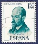 Sellos de Europa - España -  Edifil 1992 Juan Ramón Jiménez 1,50