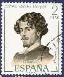 Sellos de Europa - España -  Edifil 1993 Gustavo Adolfo Bécquer 2