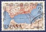 Sellos de Europa - España -  Edifil 2001 Instituto Geográfico Catastral 2