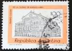 Sellos de Europa - Argentina -  Teatro Colón