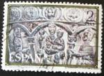 Stamps : Europe : Spain :  Navidad 1974 2pta
