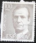 Stamps : Europe : Spain :  Juan Carlos I 100pta