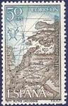 Sellos de Europa - España -  Edifil 2008 Rutas jacobeas europeas 0,50