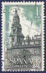 Sellos de Europa - España -  Edifil 2063 Catedral de Santiago 1