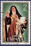 Sellos de Europa - España -  Edifil 2028 Santa Teresa de Jesús 2