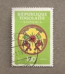 Stamps Africa - Togo -  Escudo
