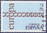 Stamps Spain -  Edifil 2031 Europa CEPT 2