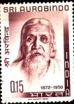 Stamps India -  srd aurobindo
