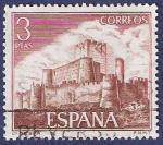 Stamps Spain -  Edifil 2095 Castillo de Biar 3