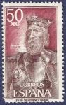Sellos de Europa - España -  Edifil 2073 Conde Fernán González 50