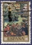 Stamps Spain -  Edifil 2080 La vuelta de la pesca 4