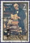 Stamps of the world : Spain :  Edifil 2082 El bibliófilo 7