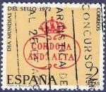 Sellos de Europa - España -  Edifil 2092 Día del sello 1972 2
