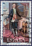 Stamps Spain -  Edifil 2107 Brigadier Ustariz 1