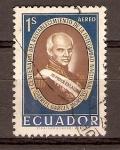 Stamps America - Ecuador -  GABRIEL   GARCÍA   MORENO